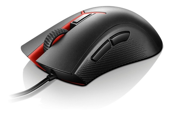 Mouse Lenovo Y Gamer - Ideal Para Jogos - Frete Grátis