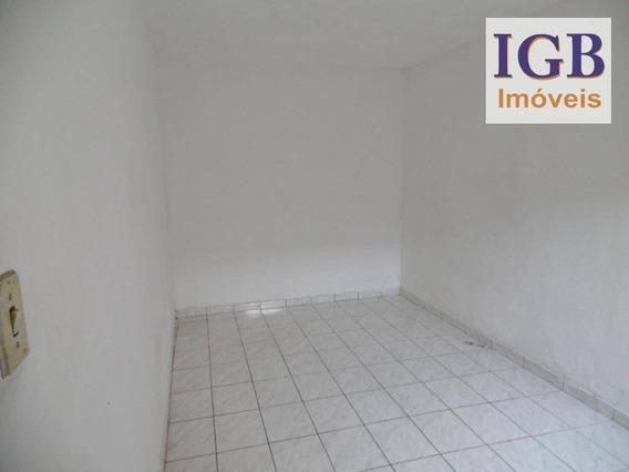 Casa Para Alugar, 40 M² Por R$ 1.200,00/mês - Casa Verde - São Paulo/sp - Ca0488