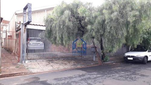 Casa Com 3 Dormitórios À Venda, 180 M² Por R$ 350.000,00 - Parque Industrial - São José Do Rio Preto/sp - Ca2523