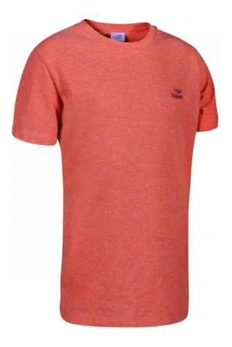 Camiseta Remera Topper Equipamiento Running De Niño Mvdsport