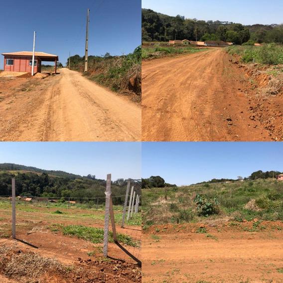 Y Ambiente P/ Chácara 1000m² Plainos C/rua Cascalhada Água