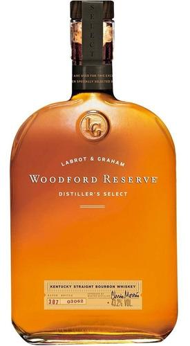 Whisky Woodford Reserve Bourbon 750ml