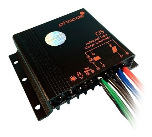 Controlador De Carga Solar 20a 12e24v Cis 20 1l Phocos