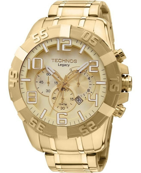 Relógio Technos Masculino Classic Legacy Os20ik/4x