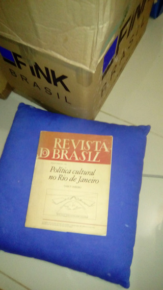 Revista Do Brasil - Política Cultural No Rio De Janeiro 1986