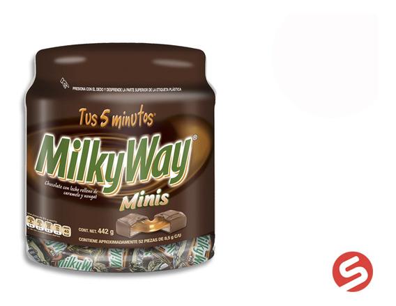 Milky Way Mini Vitrolero 52pzs
