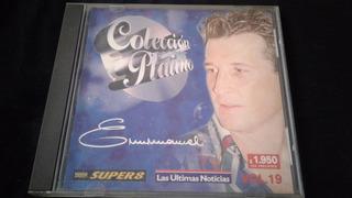 Cd Emmanuel Coleccion Platino Ultimas Noticias