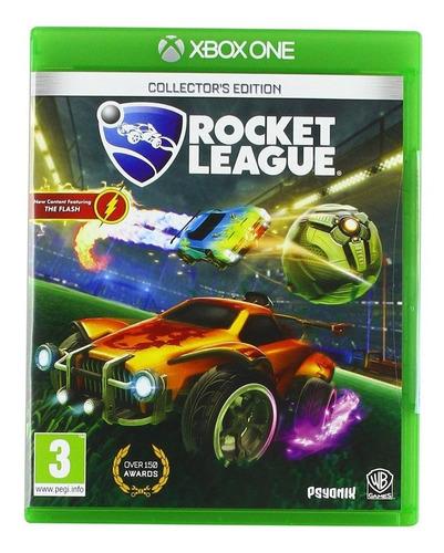 Imagen 1 de 3 de Rocket League  Collector's Edition Psyonix Xbox One  Físico