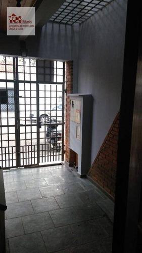 Imagem 1 de 24 de Sobrado, 110 M² - Venda Ou Aluguel - Jardim Bela Vista - Santo André/sp - So0637