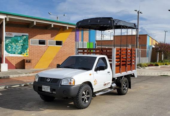 Nissan Frontier Camioneta Estacas Publica Económica Barata