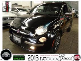 2013 Fiat Gucci, Único Dueño, Factura Y Servicios Agencia...