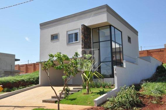 Casa Com 3 Dormitórios À Venda, 186 M² Por R$ 783.000 - Bonfim Paulista - Ribeirão Preto/sp - Ca0339