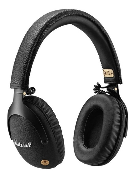 Fone De Ouvido Marshall Headphones Monitor Bluetooth Com Nf