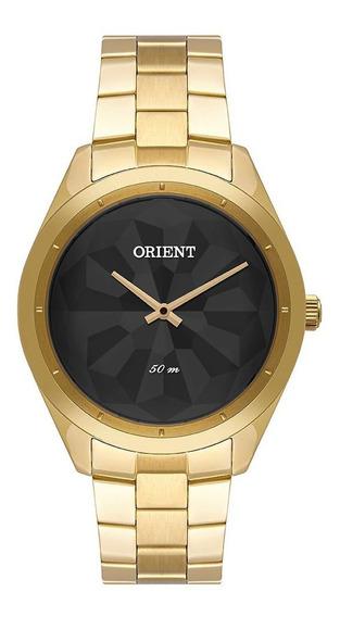 Relógio Feminino Orient Eternal Dourado Fgss0145-p1kx
