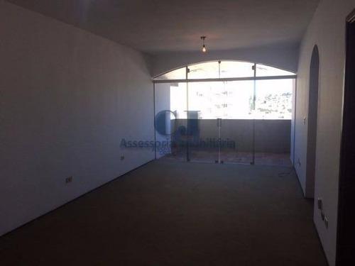Imagem 1 de 30 de Apartamento Com 3 Dormitórios, 80 M² - Venda Por R$ 330.000,00 Ou Aluguel Por R$ 1.200,00/mês - Centro - Sorocaba/sp - Ap0006