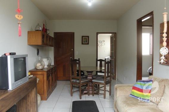 Apartamento De 02 Quartos Na Praia Do Morro - V-1955