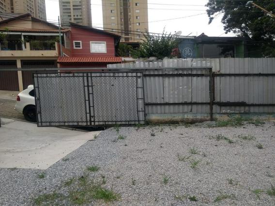 Terreno Para Alugar, 250 M² - Vila Augusta - Guarulhos/sp - Te0024