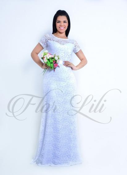 Vestidos De Noiva Longo,mais Barato Do Mundo,casamento Jk