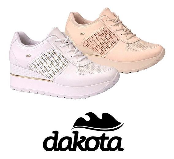 Tênis Dakota Chunky Feminino Plataforma