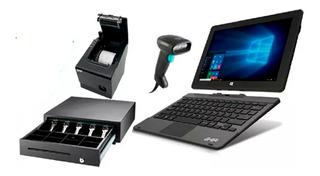 Kit Punto D Venta Laptoptablet Impresora Lector Cajon Dinero