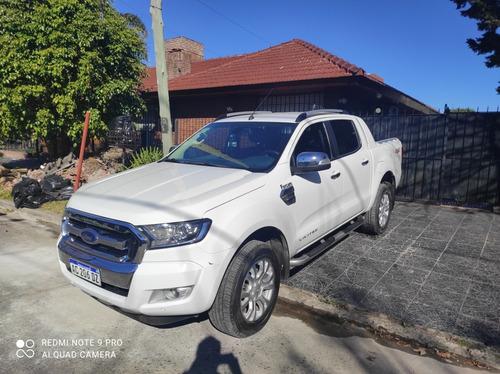 Imagen 1 de 15 de Ford Ranger 3.2 Cd Limited Tdci 200cv Automática 2018