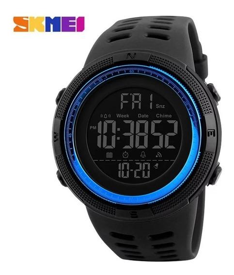 Relógio Skmei Xk1251 Masculino Luxo Sport Presente Lindo Otina Qualidade Aprova De Aguá, Natação,ciclismo, Caminhada....