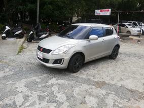 Suzuki Swift, 1.2cc, 2017, Plata, 5 Puer, 45.000km