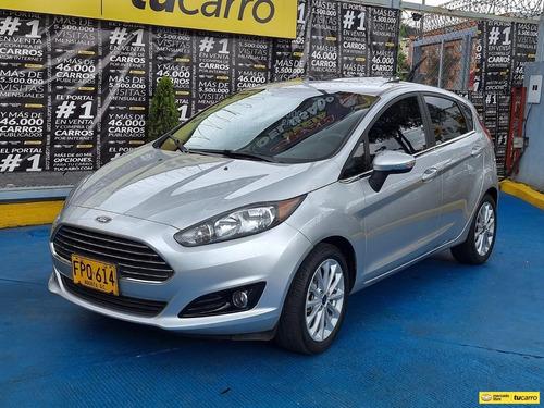 Imagen 1 de 15 de Ford Fiesta