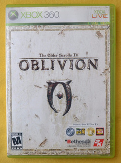 The Elder Scrolls 4 Oblivion Xbox 360 Play Magic