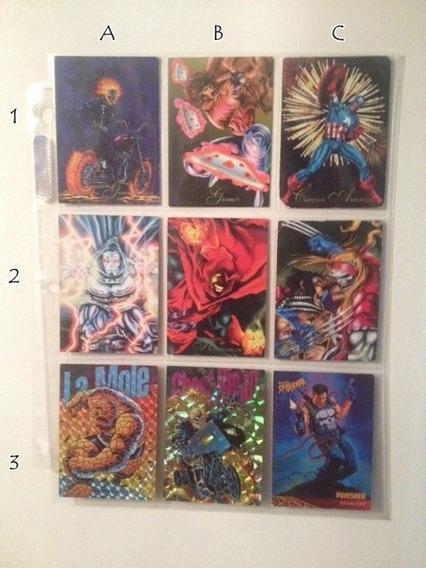 Oferta Cartas Y Tarjetas Marvel Y Dc Coleccionables