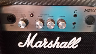 Marshall Mg10cf Carbon Fibre 10w Rms 20 Watts Peak 7045 1490