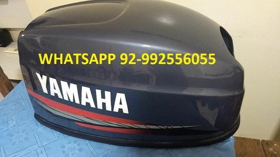 Capo Para Motor De Popa Yamaha 40x Novo . Capo Paralelo Novo