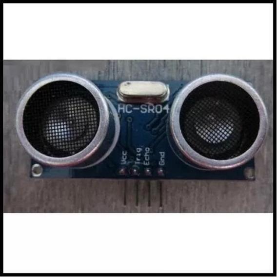 Arduino Módulo Ultrassônico Hc-sr04 Distância Sensor Medição