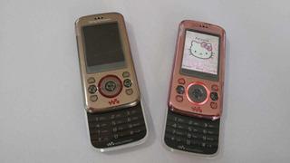 Sony Ericsson W395 Impecables Nuevos. De Colección.