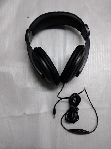 Fone De Ouvido Waldman Hd2000 Headphone Preto