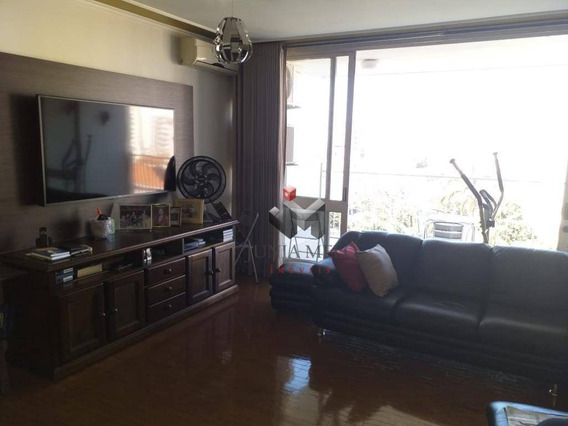 Apartamento Com 4 Dormitórios À Venda, 230 M² Por R$ 580.000 - Edifício Denise Centro - Ribeirão Preto/sp - Ap1634