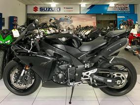 Yamaha Yzf R1 2012 Preta Impecavel C\ 13. 900 Km