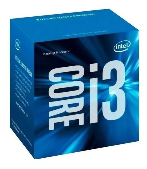 Computador Montado Intel I3-7100 3.9ghz, Ssd Sandisk 240gb