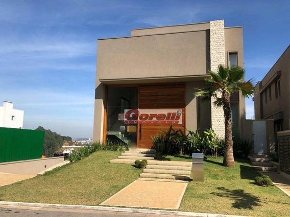 Casa Com 4 Dormitórios À Venda, 575 M² Por R$ 6.900.000,00 - Villa Solaia - Barueri/sp - Ca1643