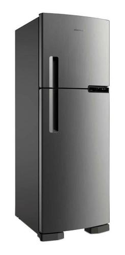 Refrigerador Brastemp Brm44hkbna 2pt 375 Lt Platinum