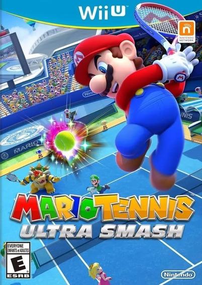 Jogo Wii U Mario Tennis Ultra Smash - Wiiu