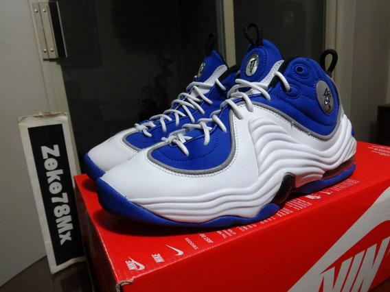 Nike Air Penny 24.5 24.5 6.5 Jordan Kobe Lebron Xi Zeke78mx