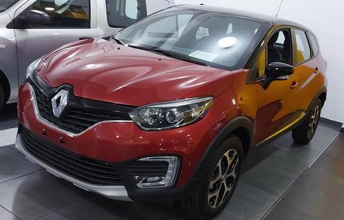 Nueva Renault Captur Intens 2.0 Manual Stock