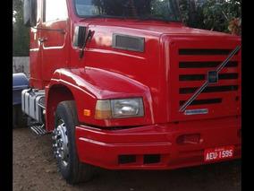Volvo Nl10 340 4x2 Ano 96 Com Carreta Guerra 1996 Engatado