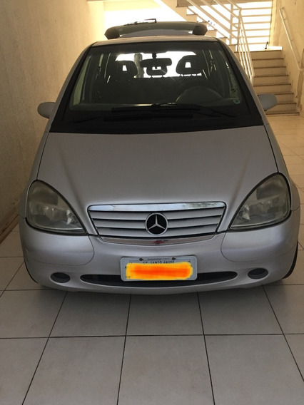 Mercedes Classe A Prata 1.6 5 Portas