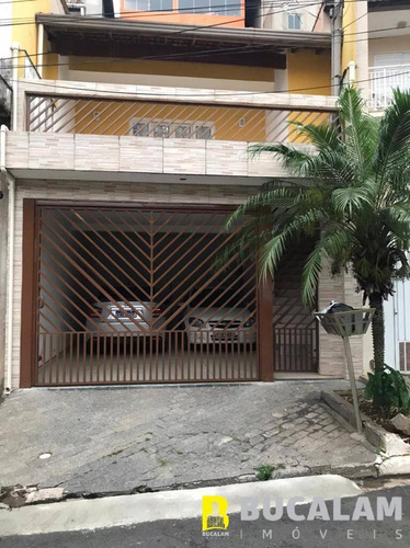 Imagem 1 de 15 de Bela Casa Para Venda No Parque Das Cigarreiras - 4417-rm