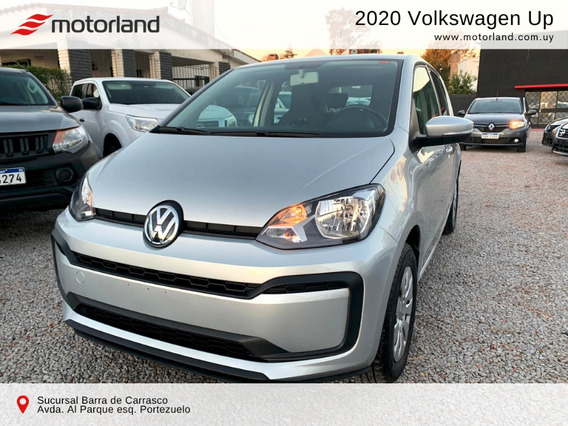 Volkswagen Up Move 2020. Permuto/financio