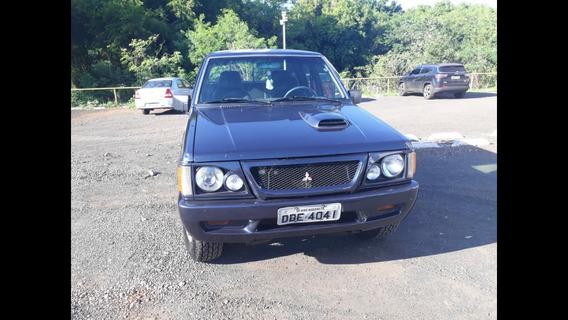 Mitsubishi L200 2.5 Gls Cab Dupla 4x4 4p 2001