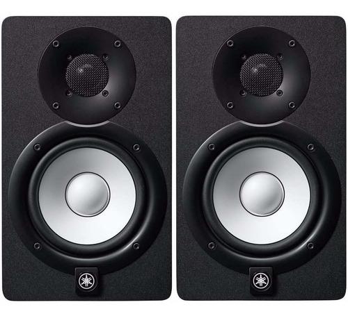 Monitores Activos Yamaha Hs5 70w El Par Nuevos Cuotas