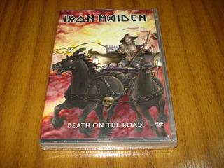 Dvd Iron Maiden / Death On The Road (nuevo Y Sellado) 2 Dvd